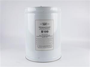 促销比泽尔B100低温专用冷冻油临沂昆腾经贸厂家直销