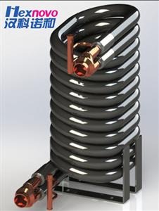 同轴套管式换热器 可订制各种规格