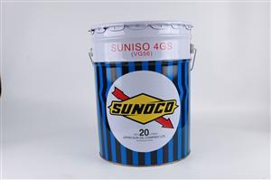 日本太阳牌冷冻油 冷库压缩机油3gs4gs5gs  4L 20L