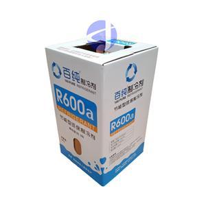 百纯R600a 5KG净重 2瓶/件