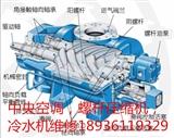 南通螺杆压缩机,螺杆冷水机组,风冷热泵机组