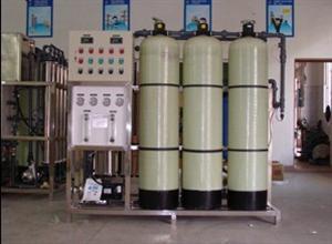 空调制冷软化水设备