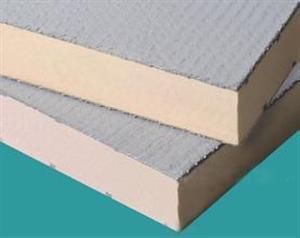 铝箔+彩钢B1级 20MM×3M×1.2M酚醛风板 10张/件