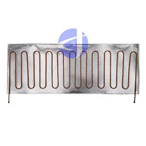 压花铝1150MM×440MM冰柜蒸发器 全铜40片/张