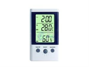 精创温湿度计 DT-2 单传感器.内外双路