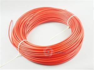 艾达热塑软管 2mm/红色