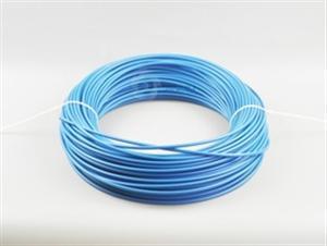 艾达热塑软管 2mm/蓝色