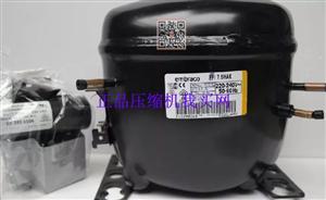 恩布拉科低背压压缩机EMT2121U R290冰柜压缩机 静态冷