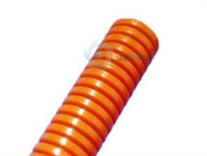 捷银PE穿线波纹管 橙色