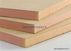 福建保温装饰一体板 酚醛防火保温板