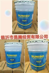 原装日本太阳最新包装3gs冷库压缩机冷冻油