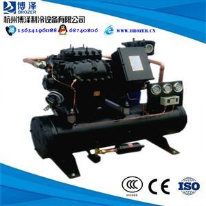 全新沈阳谷轮30匹水冷机组 杭州半封闭谷轮敞开式冷库