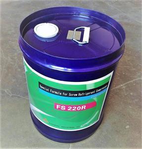 美国原装进口复盛FU SHENG冷冻油FS220R+20L/桶