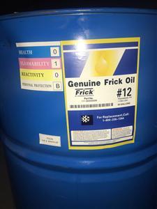 约克工业冷冻油Frick#12(333Q0001142)55加仑/桶