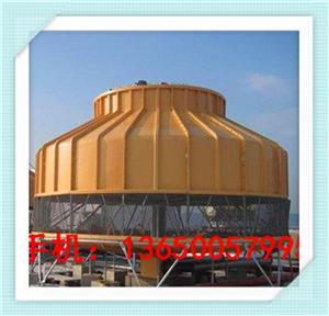 江西宜春150吨圆形玻璃钢冷却塔