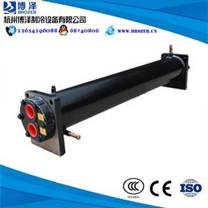 耐海水水冷凝器 海水型水冷凝器 耐腐蚀壳管式换热器优