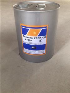 美国原装进口York约克冷冻油W油+5加仑/桶