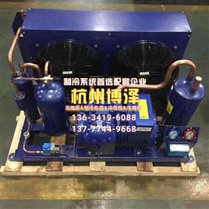 全新莱福康RFC半封闭活塞式水冷制冷机组冷库低温压缩