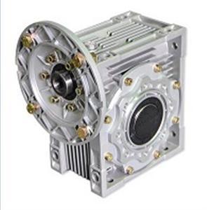 台湾蜗轮减速马达 RV铝合金蜗轮减速机