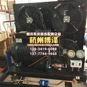 谷轮-18度100立方15HP冷库机组全套制冷设备配件大小型