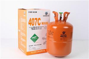 混合制冷剂R407C
