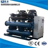 螺杆式并联机组 莱福康并联冷凝机组180-540p冷库机组