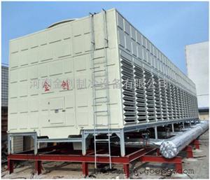 方型横流式超静音型冷却塔