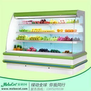 茉莉珂冷柜MLF―2000XBF2米欧款外机水果柜