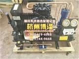 谷轮半封闭C系列压缩机冷库机组制冷机组5P中高温冷库