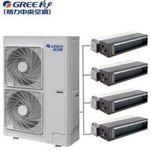 格力中央空调多联机系统