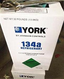 约克中低温环保制冷剂约克R134A