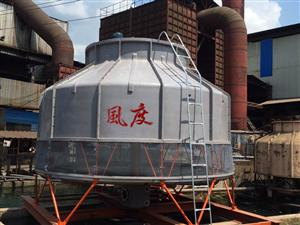 徐州电站设备电站设备降温风度400吨工业冷却水塔
