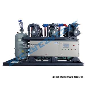 双级螺杆式(并联)冷凝机组