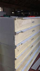 不锈钢聚氨酯冷库板