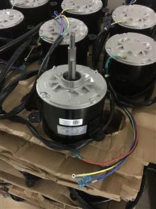 外电机-美的5HP单风扇外电机200W三脚/400W四脚/中央空