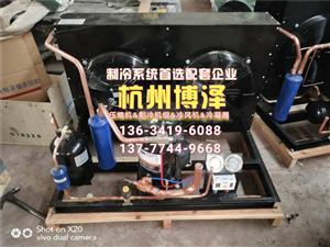 艾默生谷轮涡旋风冷机组ZB58 8匹敞开式风冷机组