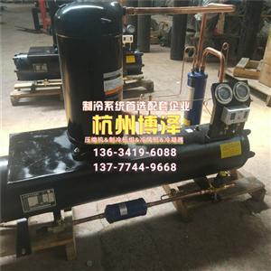 艾默生谷轮水冷机组 ZB76 10P敞开式水冷机组