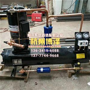艾默生谷轮水冷机组 ZB88 12P敞开式水冷机组