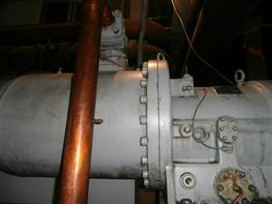 复盛SRG-340螺杆压缩机维修,天津复盛螺杆压缩机维修