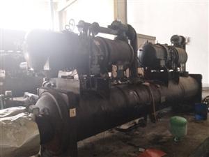 工业冷水机组维修