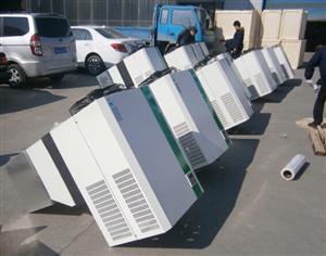 欧莱特冷藏冷冻冷库智能机组一体机