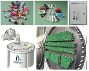 EQB在线自动刷洗冷凝器换热管除垢