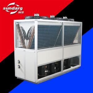 尚佳厂家风冷热泵冷热水模块机组