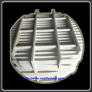 反应釜聚四氟乙烯分布器铁氟龙分布器PTFE