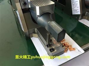 便携式制冷饮水机车载冰箱铝管铜管封口机