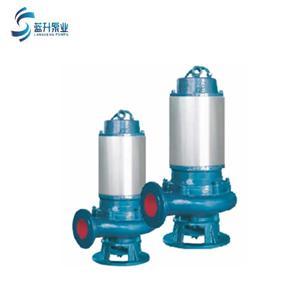 山东济南JYWQ搅匀潜污泵污水泵选型