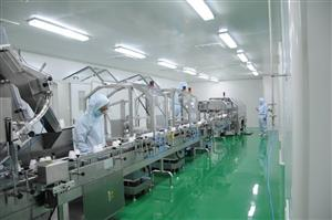 GMP保健食品车间装修施工