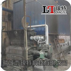 盐城滨海4吨锅炉改造