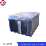 生产空调消声器、静压箱、阻抗复合消声器、微穿孔板消