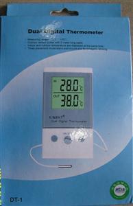 DT-1精创双屏温度计